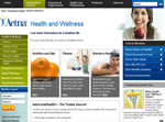 Aetna Website - ClearMark 2010 winner