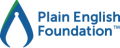 Plain English Foundation