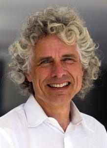 Steven Pinker: photo credit, Rebecca Goldstein