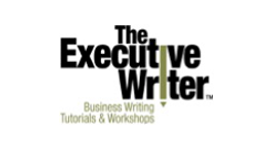logo executive writer
