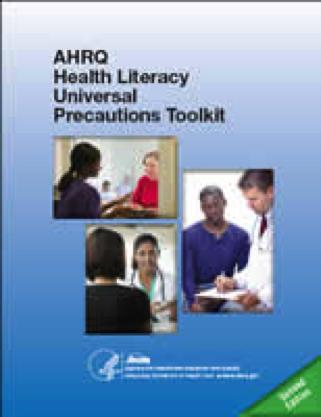 AHRQ Health Literacy Toolkit