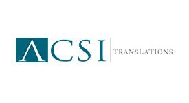 ACSI Translations