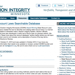 Citizens for Election Integrity Minnesota