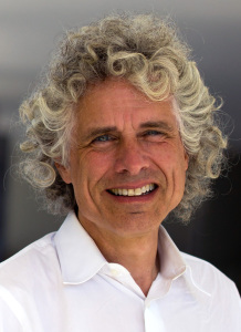 Steven Pinker: photo credit, Rebecca Goldstein