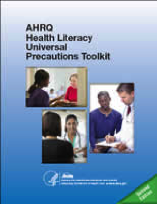 AHRQ Health Literacy Toolkit