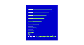 Center for Clear Communication logo