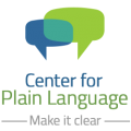 Center for Plain Language Logo