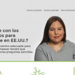 Spanish Website winner