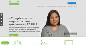 Spanish Website winner