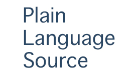 Plain Language Source
