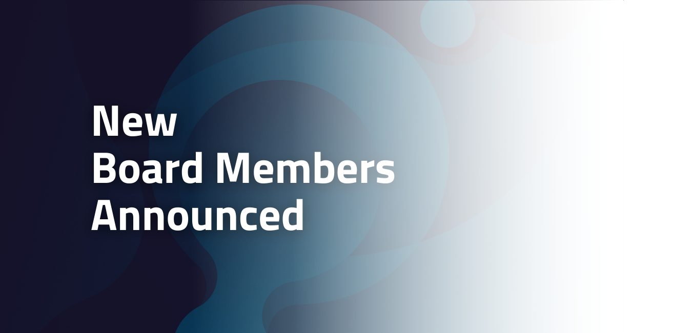 New Board Members Announced (2)